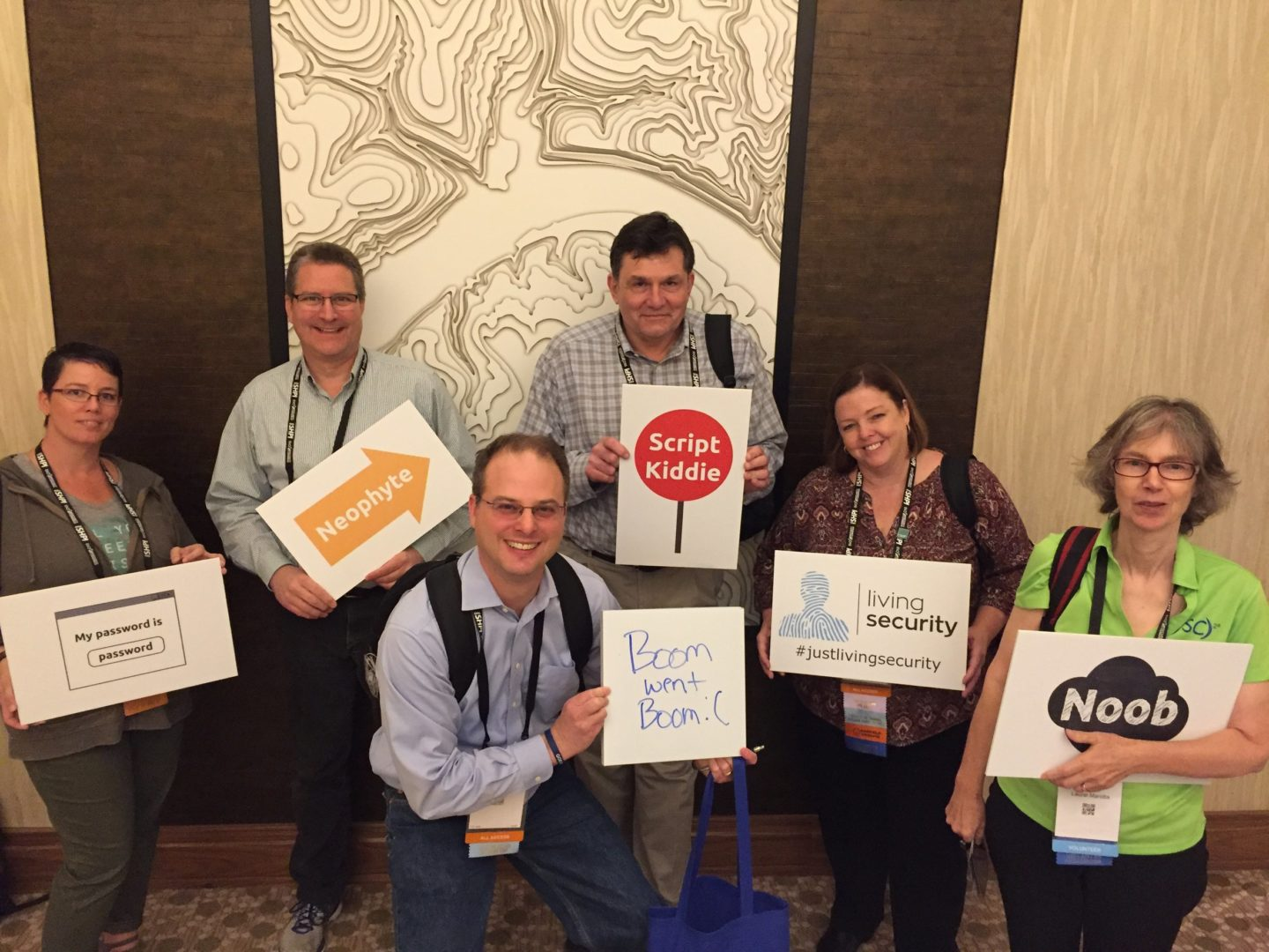 Living Security hosts The Security Escape Room at the (ISC)² Security Congress_4