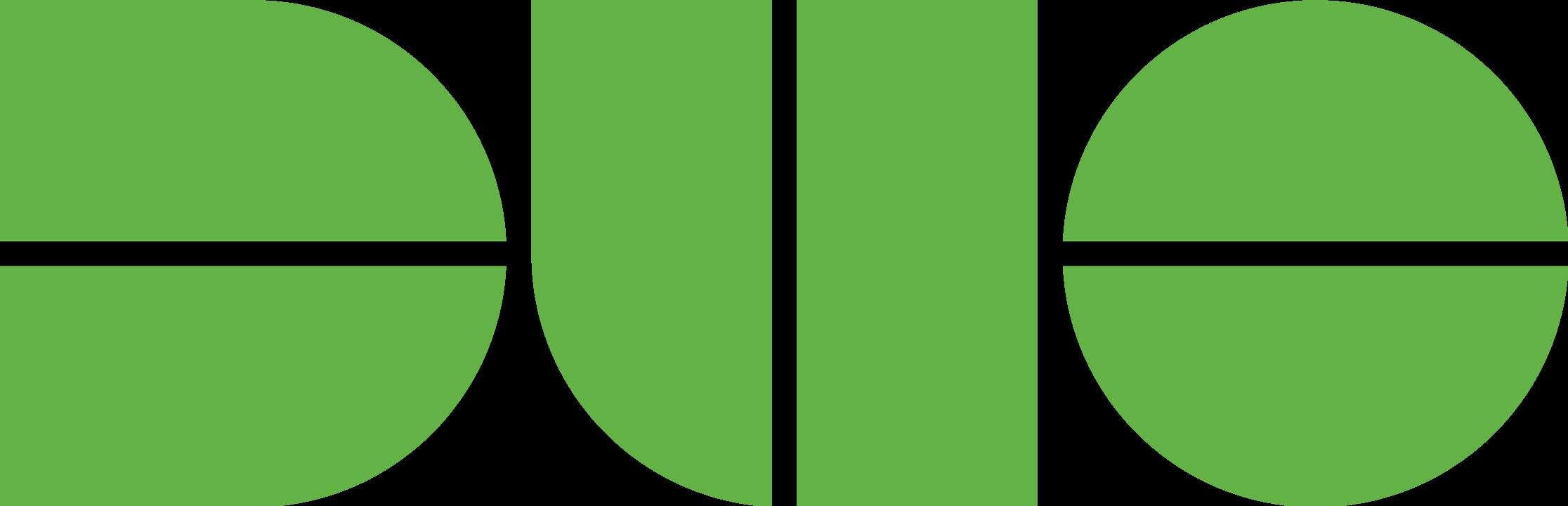 Duo Logo - Green